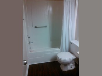 Looking for a roommate to share two bedroom