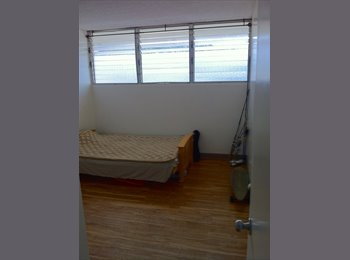 EasyRoommate US - Breezy and Clean Room in a 2/1 Condo - Oahu, Oahu - $1,000 pcm