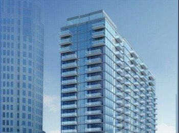 EasyRoommate US - Gorgeous Luxury High-Rise Condo- Cyan on Peachtree - Buckhead, Atlanta - $1,168 pcm