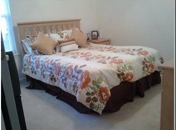 EasyRoommate US - Nice Upstairs Room and bath away from Owner suite - Augusta, Augusta - $700 pcm