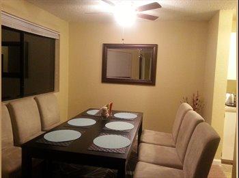 EasyRoommate US - $687 / 1000ft2 - Spacious Room for Rent (Kirkland) - Bellevue, Bellevue - $687 pcm
