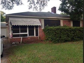 EasyRoommate US - 2Bed , 1 Bath Home . Room For Rent  - Downtown Jacksonville, Jacksonville - $600 pcm