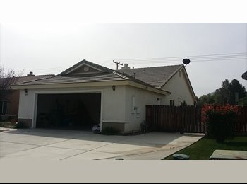 EasyRoommate US - New home owner, New outlook - Hemet, Southeast California - $600 pcm