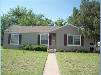 EasyRoommate US - 1 bdr available for Summer Sublet, female - Lubbock, Lubbock - $417 pcm