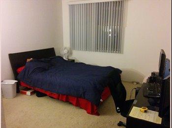 EasyRoommate US - Master Bedroom for at least 6 months - Irvine, Orange County - $1,040 pcm