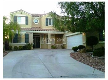 EasyRoommate US - Short Term ONLY! - Green Valley Ranch, Las Vegas - $495 pcm