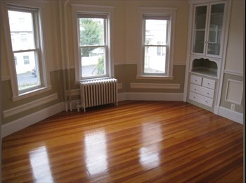 EasyRoommate US - 1 Room Available 6/1 in Great 3 BR Oak Square Apt! - Brighton, Boston - $800 pcm