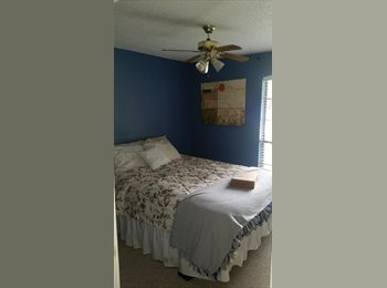 room for rent quiet Allen neighborhood