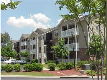 Female roommate for sublease in 2BED/2BATH Apartment!