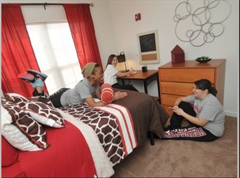 EasyRoommate US - YSU University Courtyard Apartment- Female - Youngstown, Other-Ohio - $535 pcm