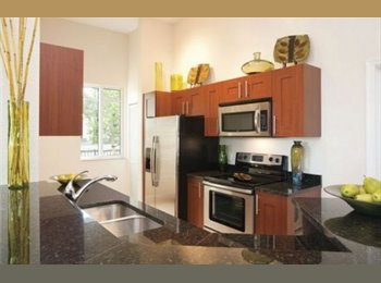 EasyRoommate US - 2/2 luxury apartment, looking to share. - Miami Springs, Miami - $900 pcm