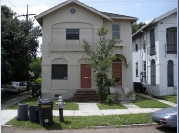 EasyRoommate US - Affordable Housing Near Tulane/Loyola - Uptown, New Orleans - $633 pcm