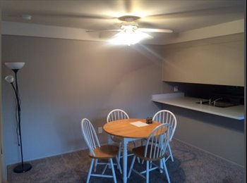 EasyRoommate US - Cute two bedroom apartment, need a female roommate - Ann Arbor, Ann Arbor - $600 pcm