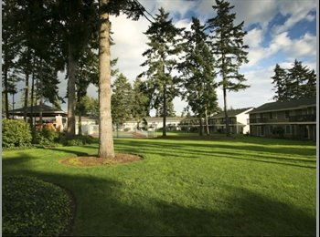 EasyRoommate US - 2 bedroom 1 bathroom apartment, great location - Pierce, Tacoma - $500 pcm