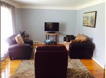 EasyRoommate US - Redford Home - Livonia / Plymouth Area, Detroit Area - $600 pcm