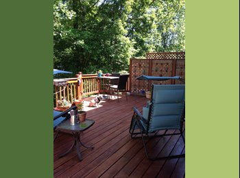 EasyRoommate US - Bedroom with Lake view and second living area - Marietta, Atlanta - $650 pcm