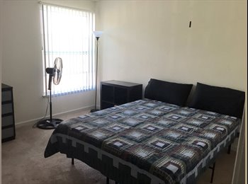 EasyRoommate US - Room for rent, private bathroom, all utilities included - Downtown Jacksonville, Jacksonville - $550 pcm