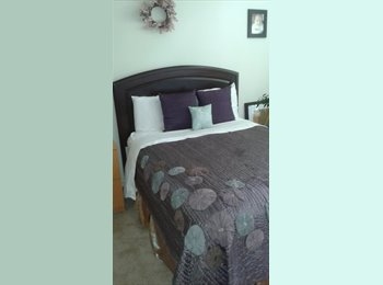 Furnished Room for Taveling Professional