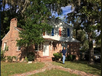 EasyRoommate US - House Near Sorority Row UF - Gainesville, Gainesville - $750 pcm