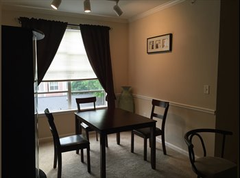 Gated, 2 bed/2 bath apartment in Duluth