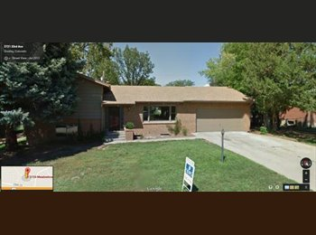 EasyRoommate US - tri level house - Fort Collins, Fort Collins - $1,800 pcm