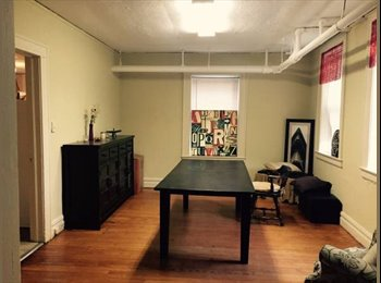 Roommate for 2BR - Partially Furnished