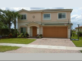 EasyRoommate US - PSL House - Port St Lucie, Other-Florida - $1,600 pcm