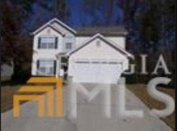EasyRoommate US - 4 Bedroom House to Share - Austell & Lithia Springs, Atlanta - $550 pcm
