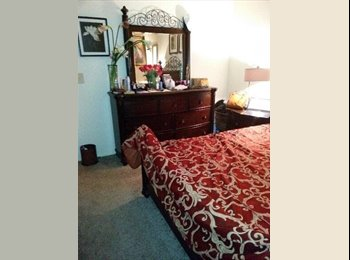 EasyRoommate US - FURNISHED MASTER BEDROOM FOR RENT - Smyrna / Vinings Area, Atlanta - $550 pcm