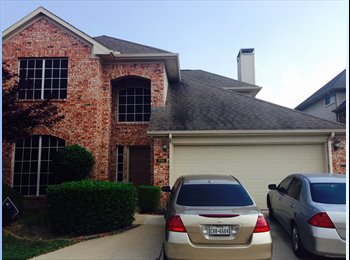 EasyRoommate US - Room for rent in beautiful quite neighborhood - Plano, Dallas - $600 pcm