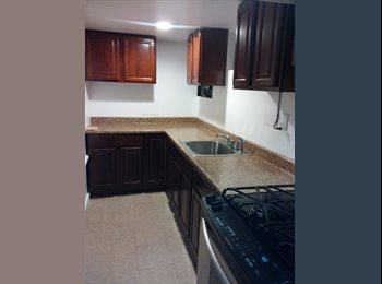 Newly renovated 2 Bedrooms Ground Fl. for rent