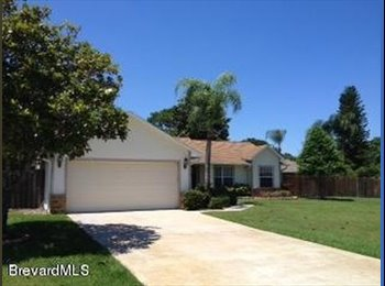EasyRoommate US - Looking for 1-2 room mates in Viera, Melbourne Fl - Melbourne, Other-Florida - $450 pcm