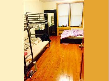 EasyRoommate US - SHARED ROOM FOR RENT $380 - Flushing, New York City - $380 pcm