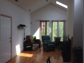 EasyRoommate US - $650 + UT - only for June - Near North Side, Chicago - $650 pcm