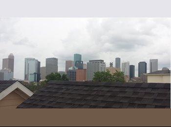 EasyRoommate US - Midtown MasterSuite w/Rooftop Terrace AllBillsPaid - Midtown, Houston - $1,200 pcm