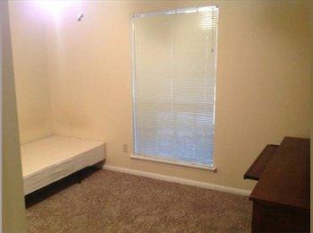 EasyRoommate US - 2 BR apt in Meyerland needs roommate All bills pai - Braeswood Place, Houston - $600 pcm