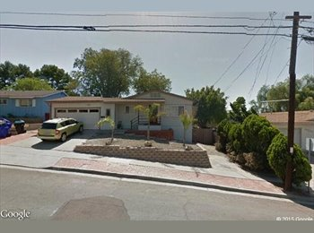 EasyRoommate US - Single room needed for rent - El Cajon, San Diego - $730 pcm