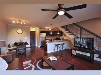 Fall Sublease at The Woodlands