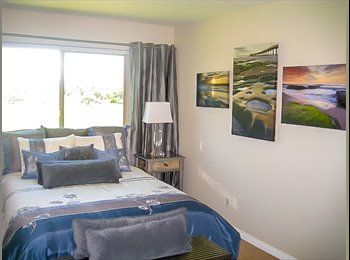 EasyRoommate US - Private, sunny park-side room in OB/Point Loma - Ocean Beach, San Diego - $1,070 pcm