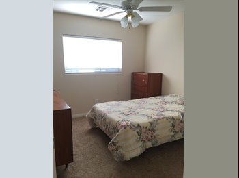 EasyRoommate US - SW** Room in Large Clean House* Fort Apache/Sunset - Southwest Ranch , Las Vegas - $500 pcm