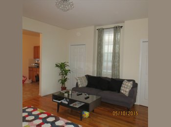 EasyRoommate US - king size bedroom for rent - Astoria, New York City - $1,100 pcm