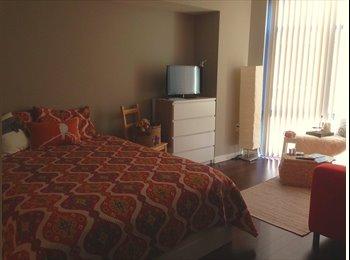 EasyRoommate US - Master Room w/ huge closet & bath, tallest rooftop - Logan Circle, Washington DC - $1,971 pcm