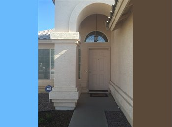 EasyRoommate US - Room for rent available now - Chandler, Tempe - $550 pcm