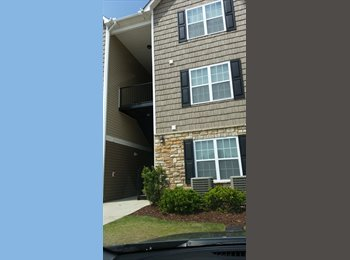 EasyRoommate US - ISO someone to take over our lease - Fayetteville, Fayetteville - $760 pcm