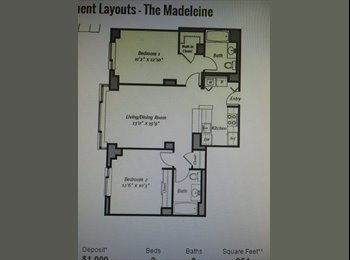 EasyRoommate US - looking for roommate - New Rochelle - New Rochelle, Westchester - $1,100 pcm