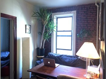 EasyRoommate US - Entire 1 Bedroom Apt Sublet ! Greenpoint, Brooklyn - Greenpoint, New York City - $1,900 pcm