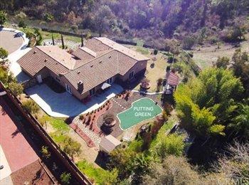 EasyRoommate US - Room & Privet bath In a Luxuary Rambler House - Carlsbad, San Diego - $750 pcm
