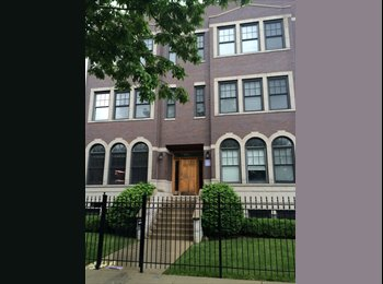 EasyRoommate US - Male Roommate Needed to Live w/ Young Male Professional - Rogers Park, Chicago - $888 pcm