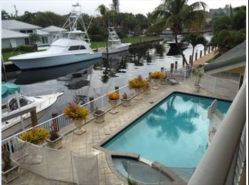EasyRoommate US - Looking for a Roommate - Lighthouse Point, Ft Lauderdale Area - $1,500 pcm