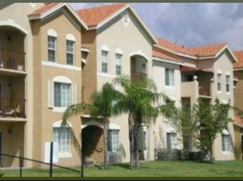 EasyRoommate US - Furnished One Bedroom With Utilities Included - West Palm Beach, Ft Lauderdale Area - $850 pcm